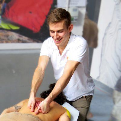 Zmasowane Dobro gabinet masażu Gdańsk Oliwa