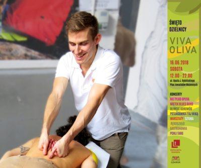 Gabinet masażu Zmasowane Dobro Gdańsk Oliwa