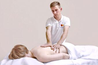 masaż leczniczy Gdańsk Oliwa