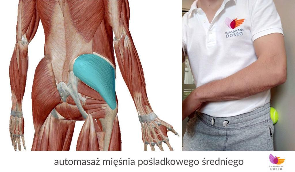 Automasaż Powięziowy masaż leczniczy Gdańsk